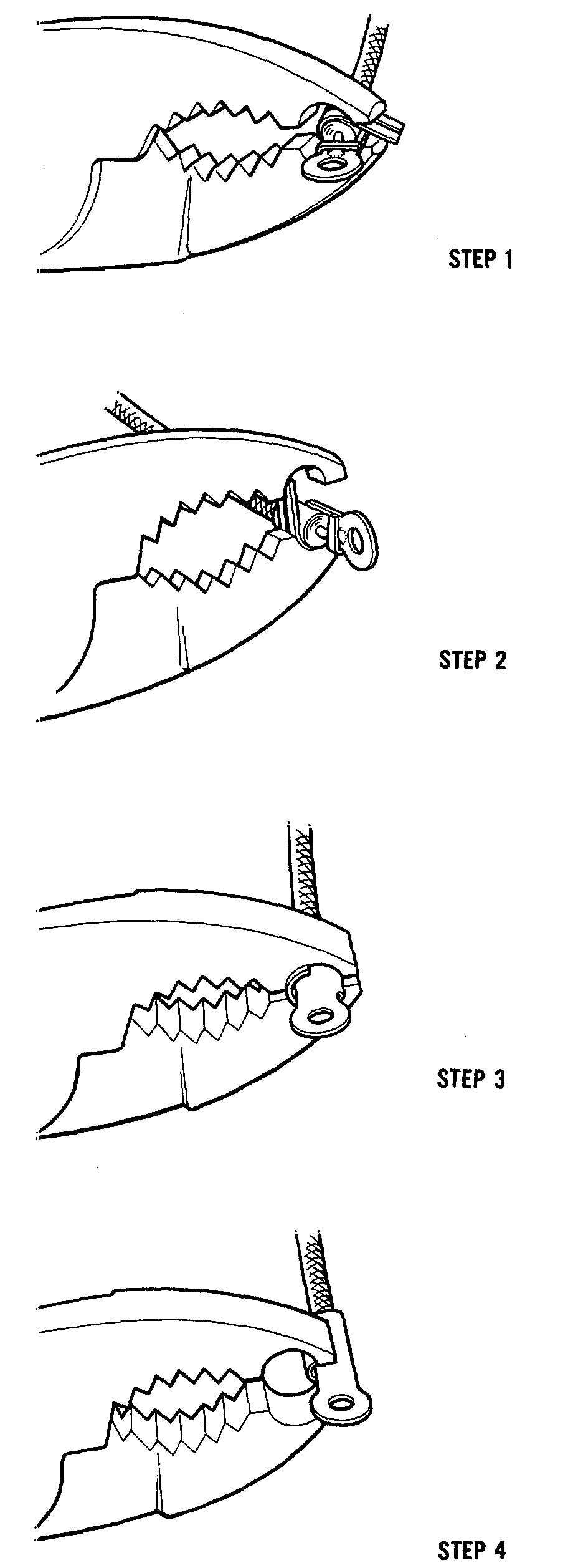 thermocouple harness
