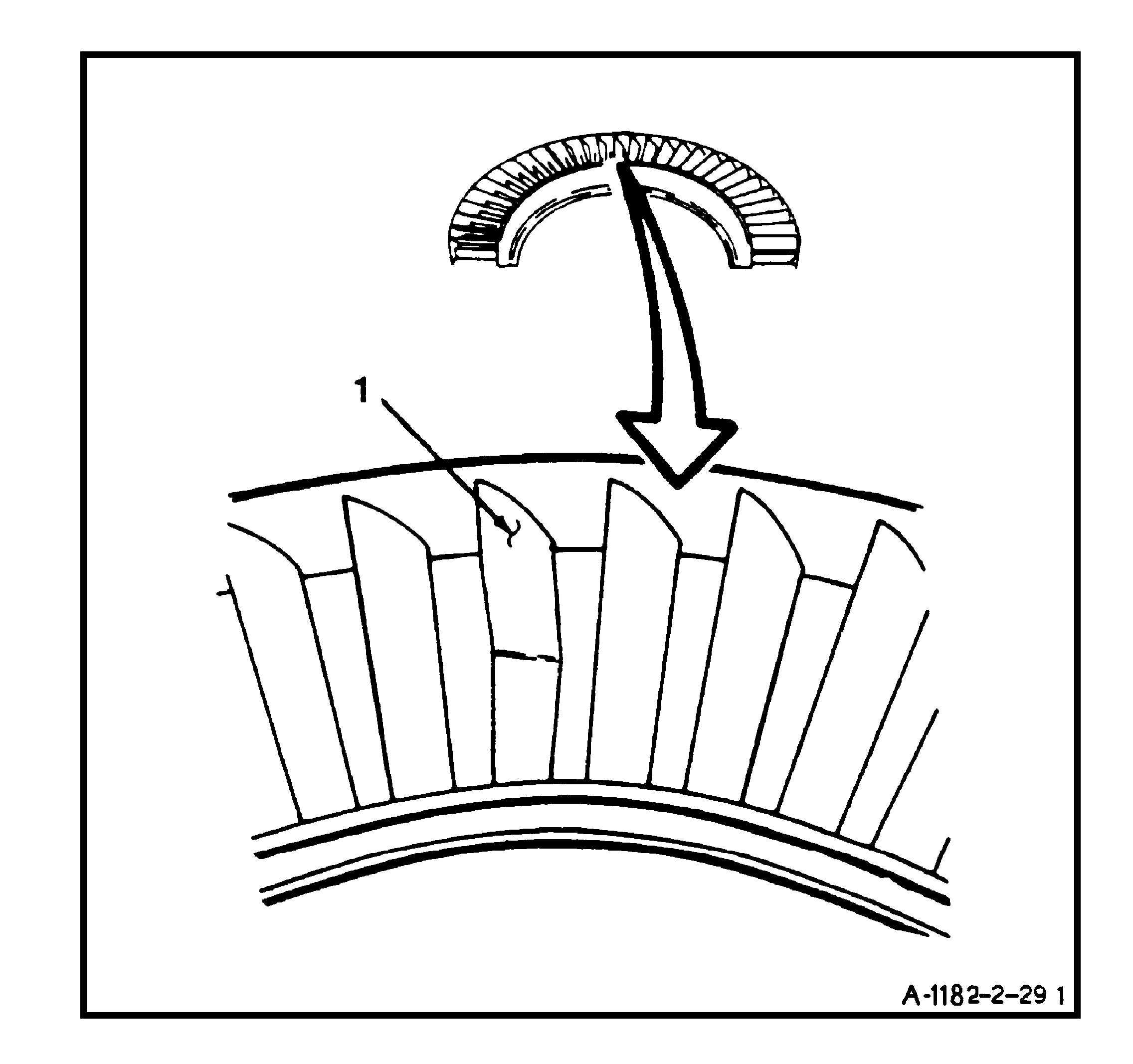 repair stator vane assemblies